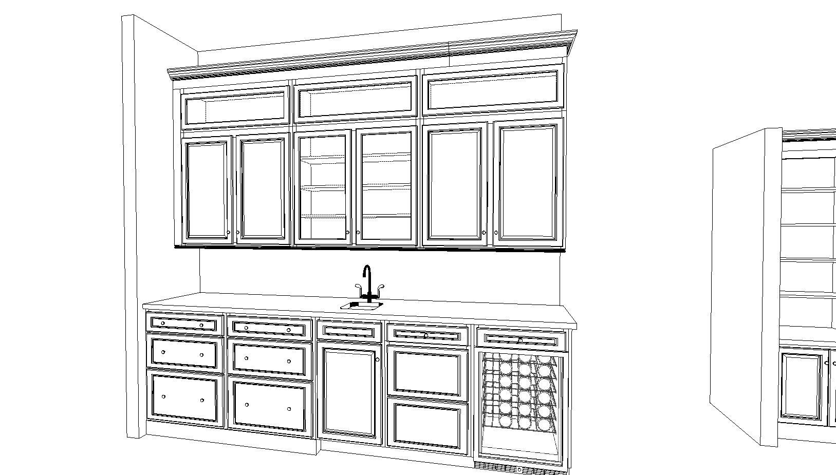Virtual Kitchen Design Cohasset South Shore Cabinet